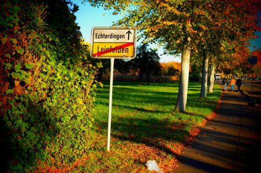 Tschüss Leinfelden